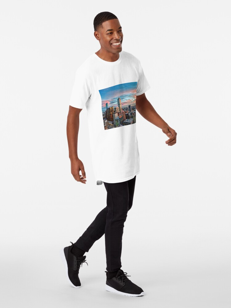Alternate view of Candy City Long T-Shirt