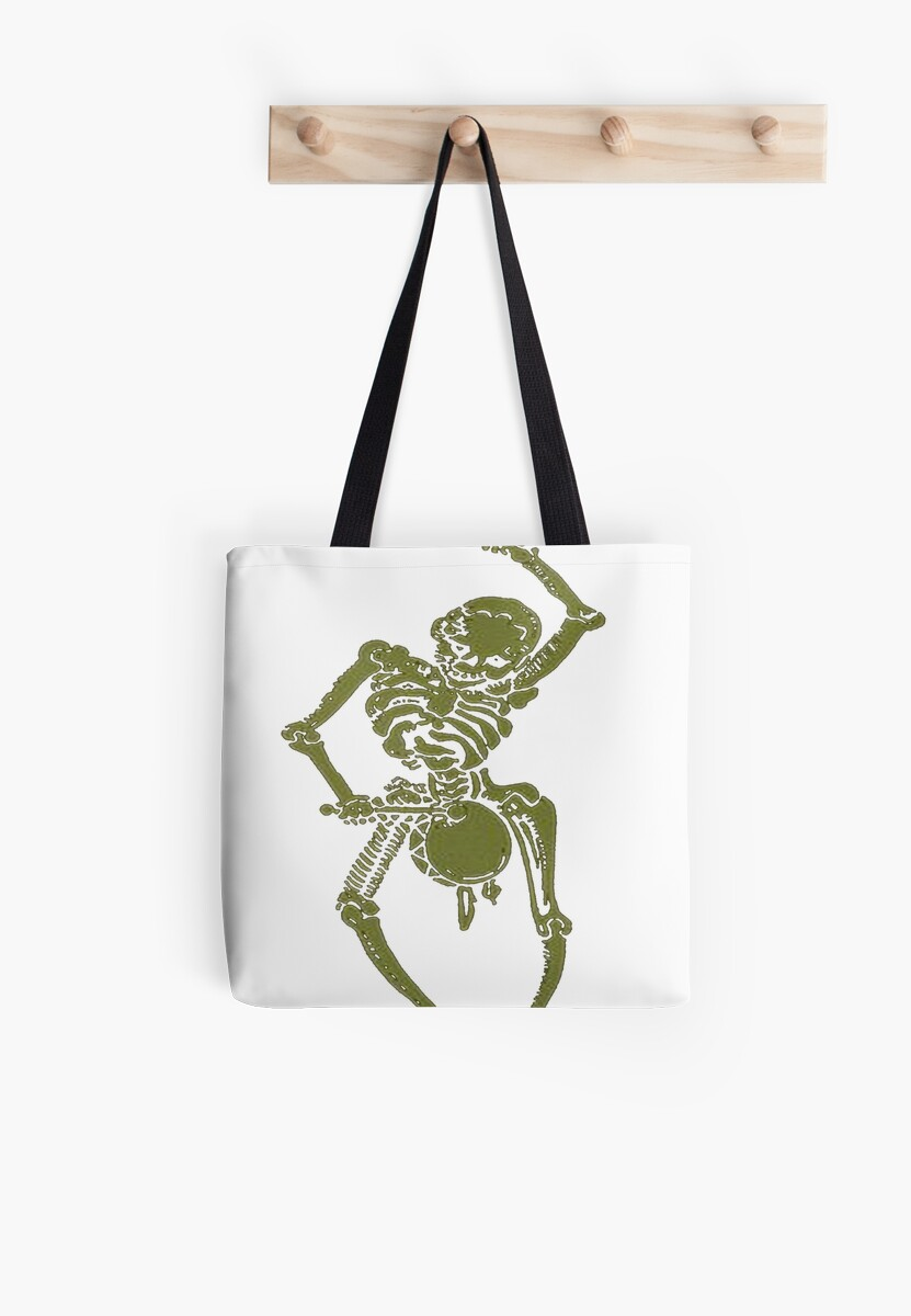 A Zombie Undead Skeleton Marching and Beating A Drum by taiche