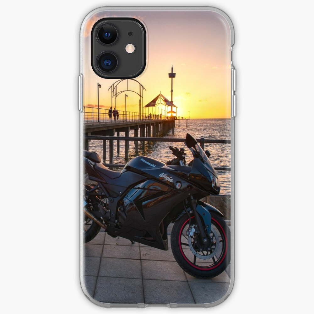 Sunset Ride II iPhone Case & Cover