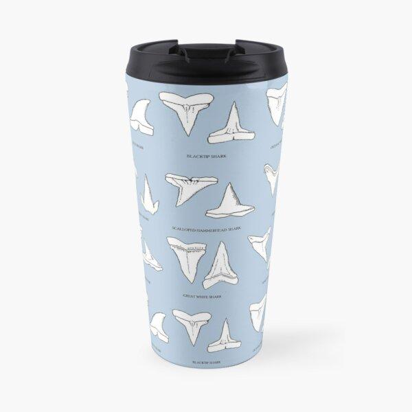 SHARK TEETH Travel Mug