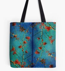 Asian influence Tote Bag