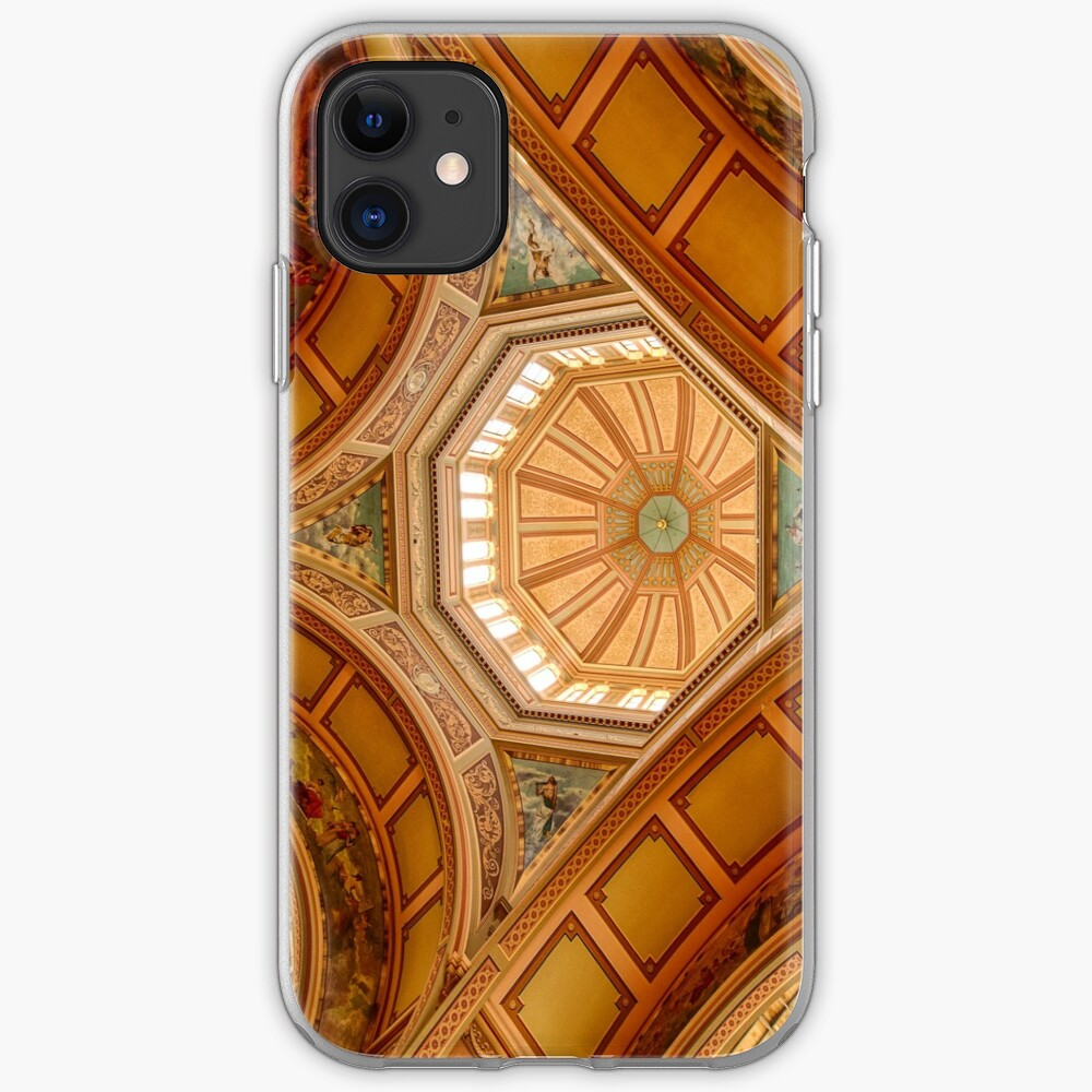 Magestic Architecture I iPhone Case & Cover
