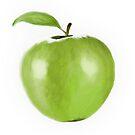 Apple Doodle by LazloWoodbine