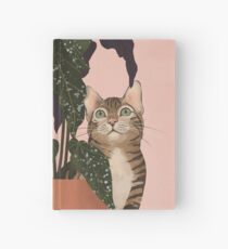 tiger at heart Hardcover Journal