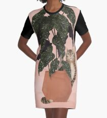 tiger at heart Graphic T-Shirt Dress