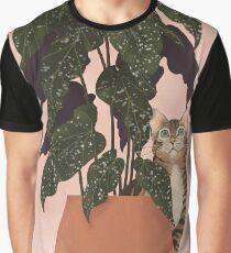 tiger at heart Graphic T-Shirt