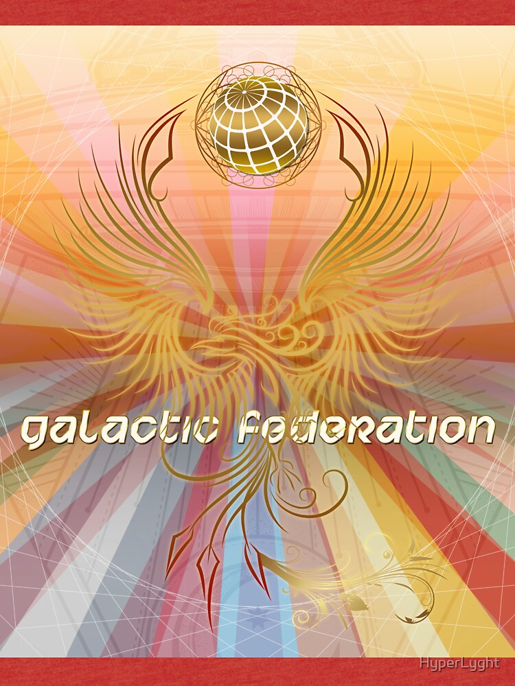 Galactic Federation of Light - The Golden Surrender by HyperLyght