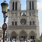Around Paris-Notre Dame by Darrell-photos