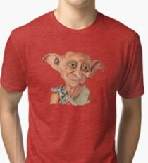 THE GREATEST ELF FROM HP! Tri-blend T-Shirt