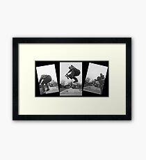Old Skool  Framed Print