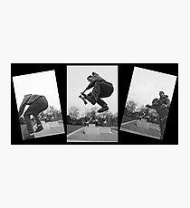 Old Skool  Photographic Print