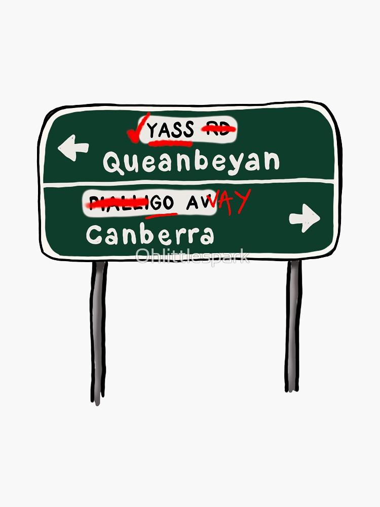 YASS Queanbeyan by Ohlittlespark