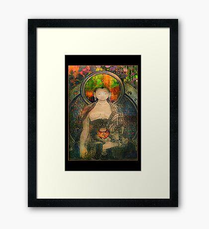 Bodhisattva Framed Print