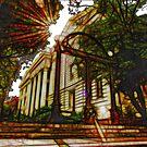 Universität von Georgia, Athen von Marlene Watson