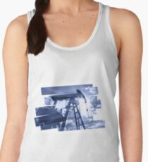 Oil industry abstract composition background. T-Shirt