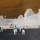 Louve in Paris -1 by Darrell-photos