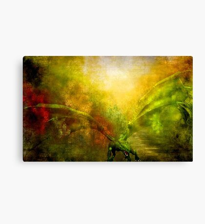 Dragon Spirit ©  Canvas Print