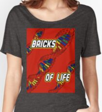 Bricks of Life Relaxed Fit T-Shirt