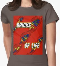 Bricks of Life Fitted T-Shirt