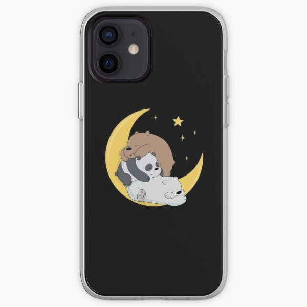 We Bare Bears iPhone Soft Case