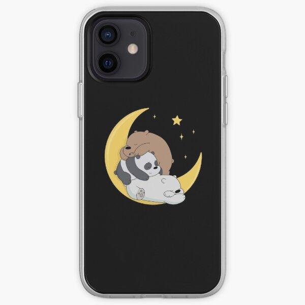 Wir entblößen Bären iPhone Flexible Hülle