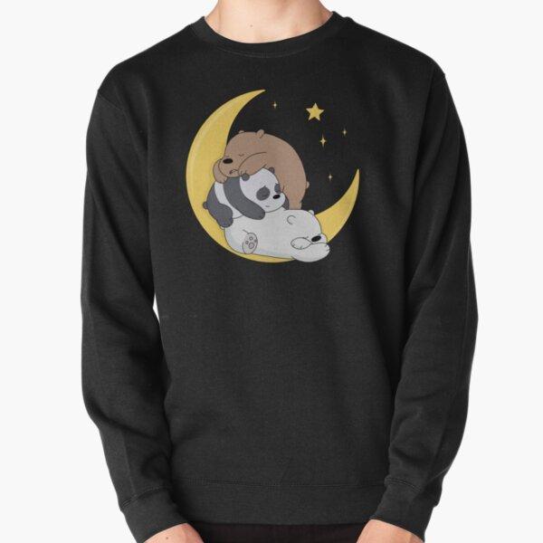 We Bare Bears Pullover Sweatshirt