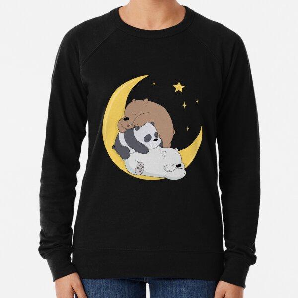 We Bare Bears Lightweight Sweatshirt