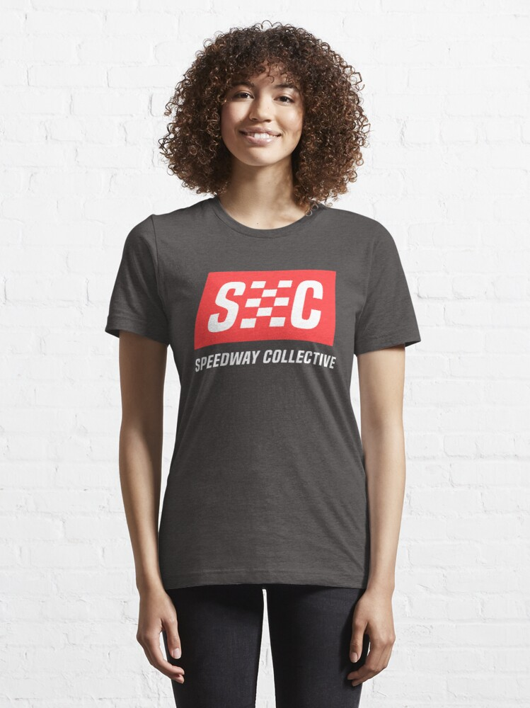 Alternate view of Speedway Collective Essential T-Shirt