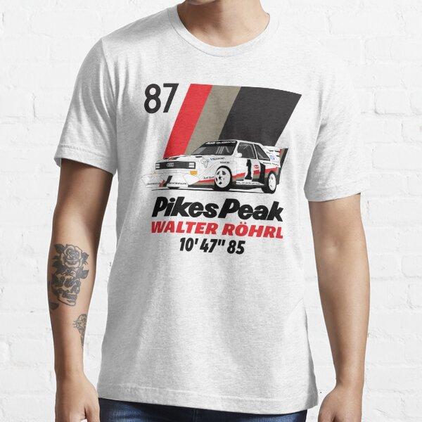 Walter Rohrl 1987 Essential T-Shirt
