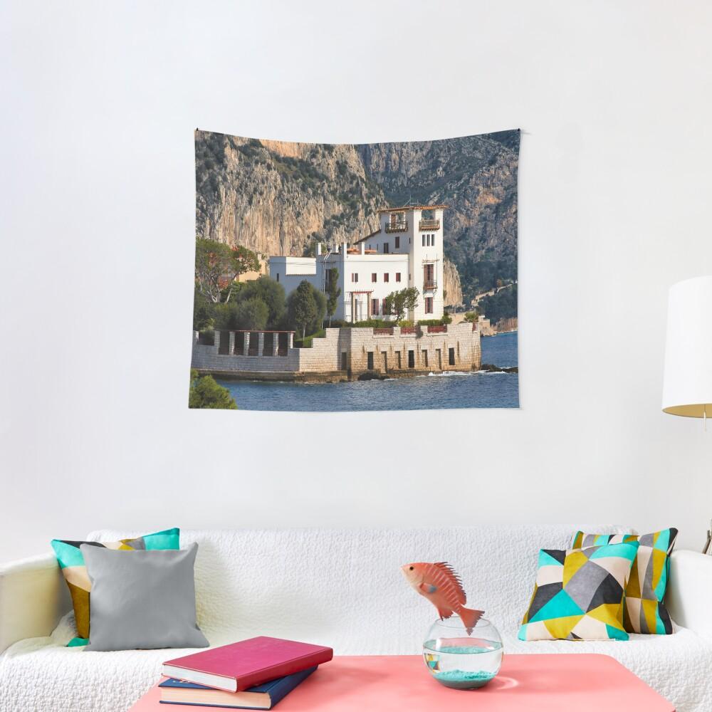 Greek romance Tapestry