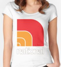 National Fitted Scoop T-Shirt