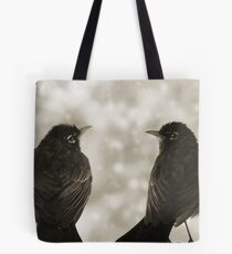 Timeless Robins Tote Bag
