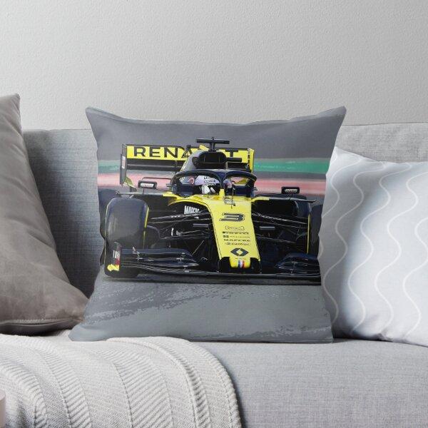 F1 Pillows Cushions Redbubble