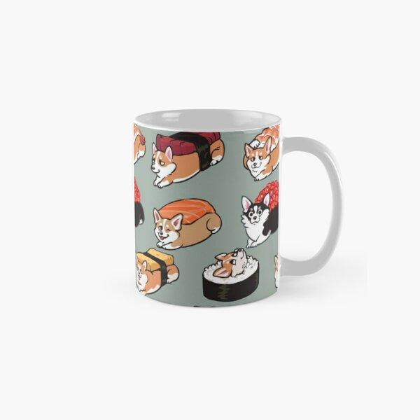 Sushi Corgi Classic Mug