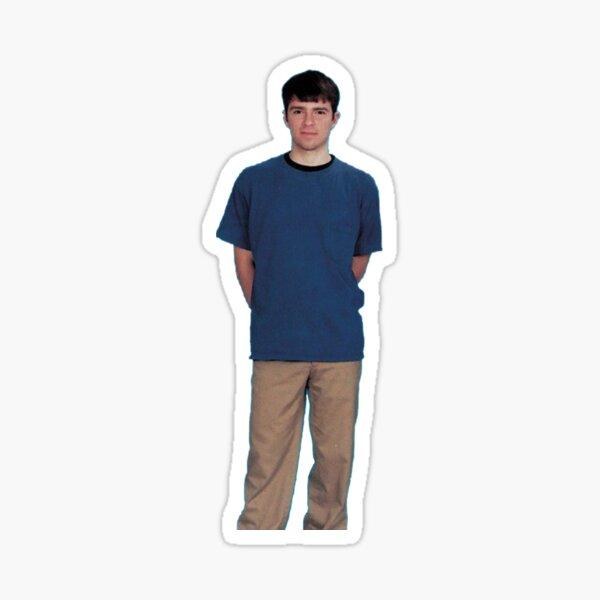 Rivers Cuomo Weezer Blue Album Sticker