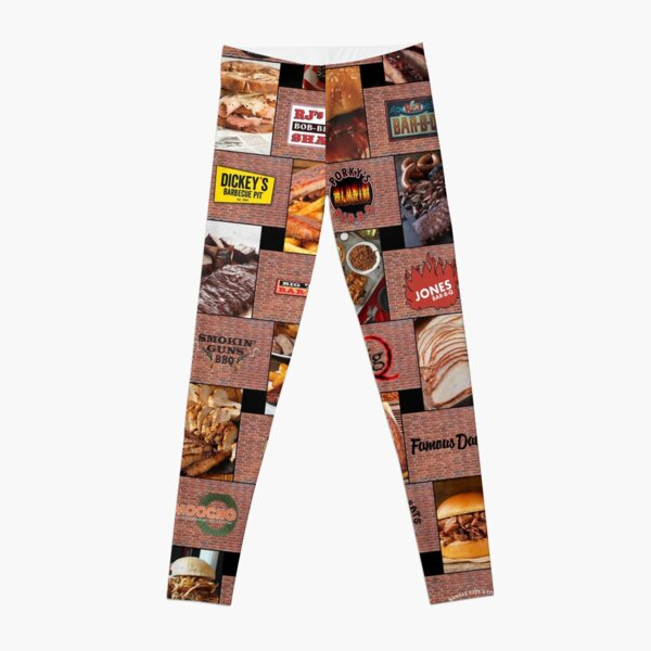Kansas City Barbecue Leggings
