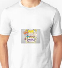 Rugrats - Angelica, Chuckie and Tommy T-Shirt