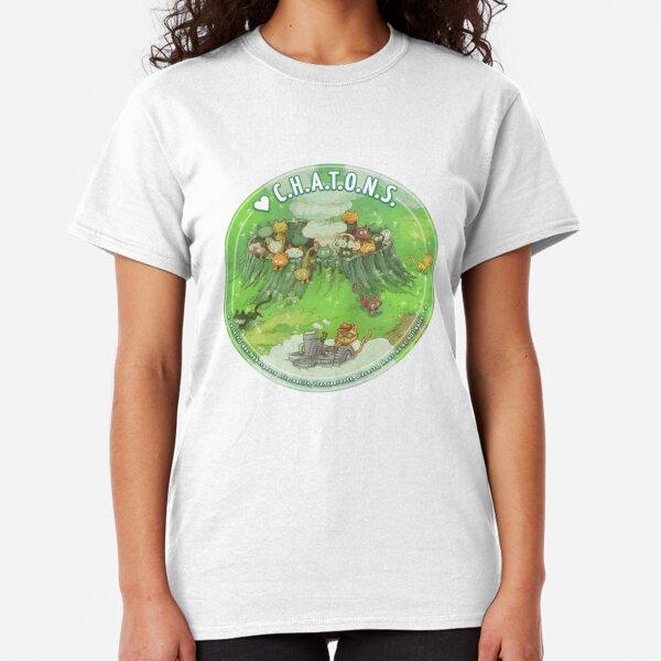 Love C.H.A.T.O.N.S - Contributopia Classic T-Shirt