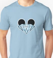 Diamond Ears Color Unisex T-Shirt