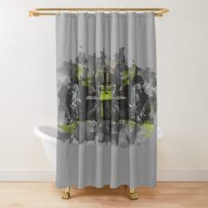 The ByKolles CLM ENSO LMP1 Shower Curtain