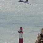 Vulcan XH558 Beachy Head by Colin  Williams Photography
