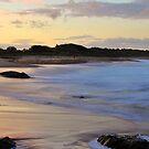 Wallabi sunset by Conor  O'Neill