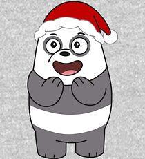 Panda Xmas Kids Pullover Hoodie