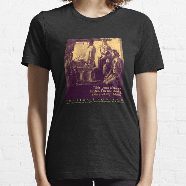 not sharing the chianti Essential T-Shirt