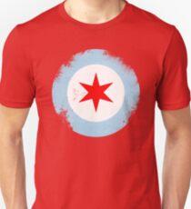 Chicago Mod Distressed Unisex T-Shirt