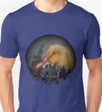 Guinea Pig Attacking Tokyo with Laser Eyes REDUX T-Shirt