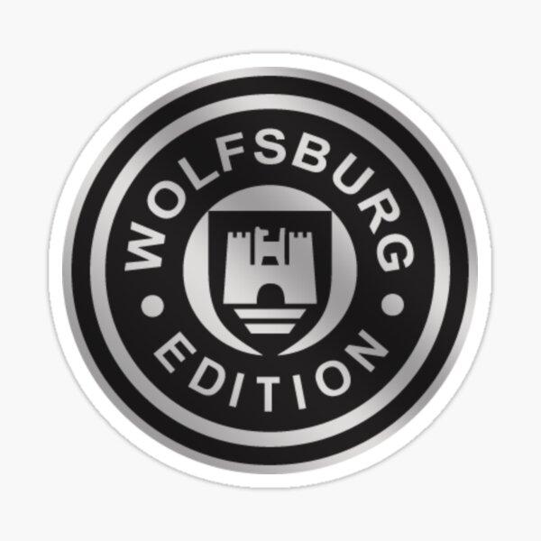 Wolfsburg Edition Sticker