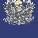 Rock N Roll by RocketmanTees