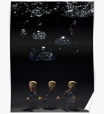 Figrin D'an and the Modal Nodes Poster