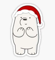 Ice Bear Sticker